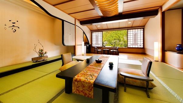 【新館特別室◇夢の館】12.5+6畳〜1日1室限定の贅沢客室