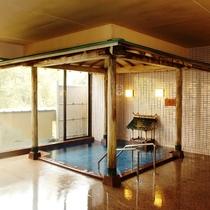 *【大浴場】「もえぎ」大浴場はシャワーもすべて温泉となります