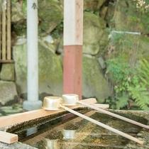 *【周辺】射山神社