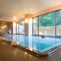 *【大浴場】「もえぎ」枕草子に出てくる三名泉の一つです