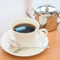 *【館内】ラウンジには源泉コーヒーもご用意(有料)