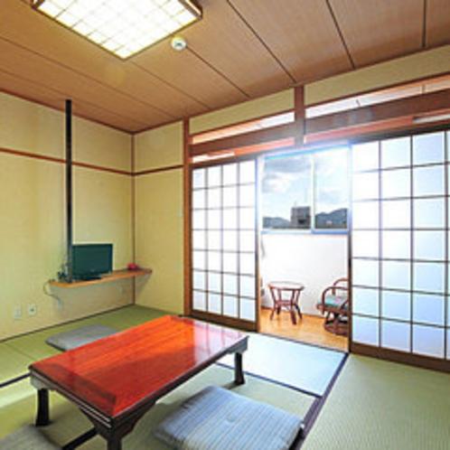 和室 畳を全面張り替え、清潔かつ快適なお部屋に。