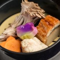 季節の和食膳・料理例/蒸し物一例