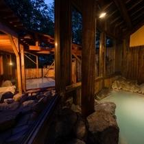 夜の大浴場4