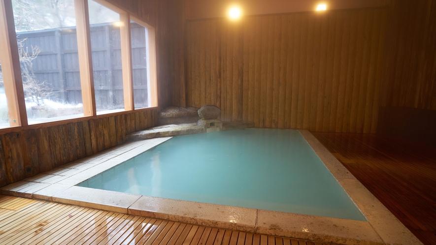 【名湯舎 創】蔵王の自然に包まれながら入る「蔵王岩の露天風呂」付き大浴場で、名湯・蔵王温泉を満喫