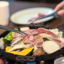 【蔵王グルメ/ジンギスカン】鉄鍋で出すようになったのは蔵王が元祖!新鮮な美味しさを蔵王で満喫