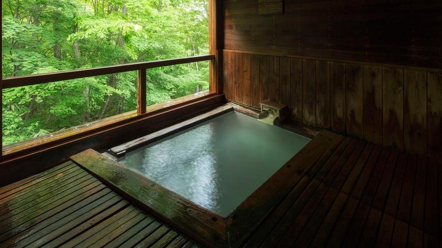 【ホテル樹林】蔵王温泉を楽しむ露天風呂付き大浴場や、アルカリ性の人工温泉の浴場など