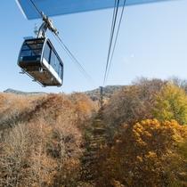 【絶景の空中散歩を楽しめる蔵王ロープウェイ】登山やトレッキングも◎
