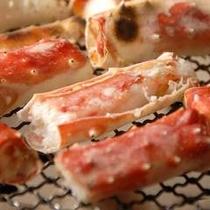 《冬バイキング》タラバ蟹
