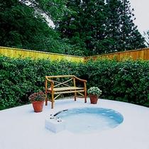 《コテージ》露天風呂付キャビンタイプ 1711号室
