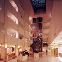 《ホテルANNEX》   1階ロビー