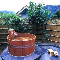 《コテージ》露天風呂付キャビン1712号室