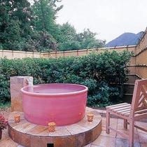 《コテージ》露天風呂付キャビンタイプ 1710号室