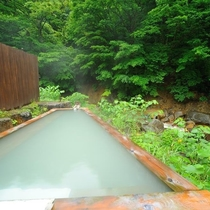 貸切風呂(夏)