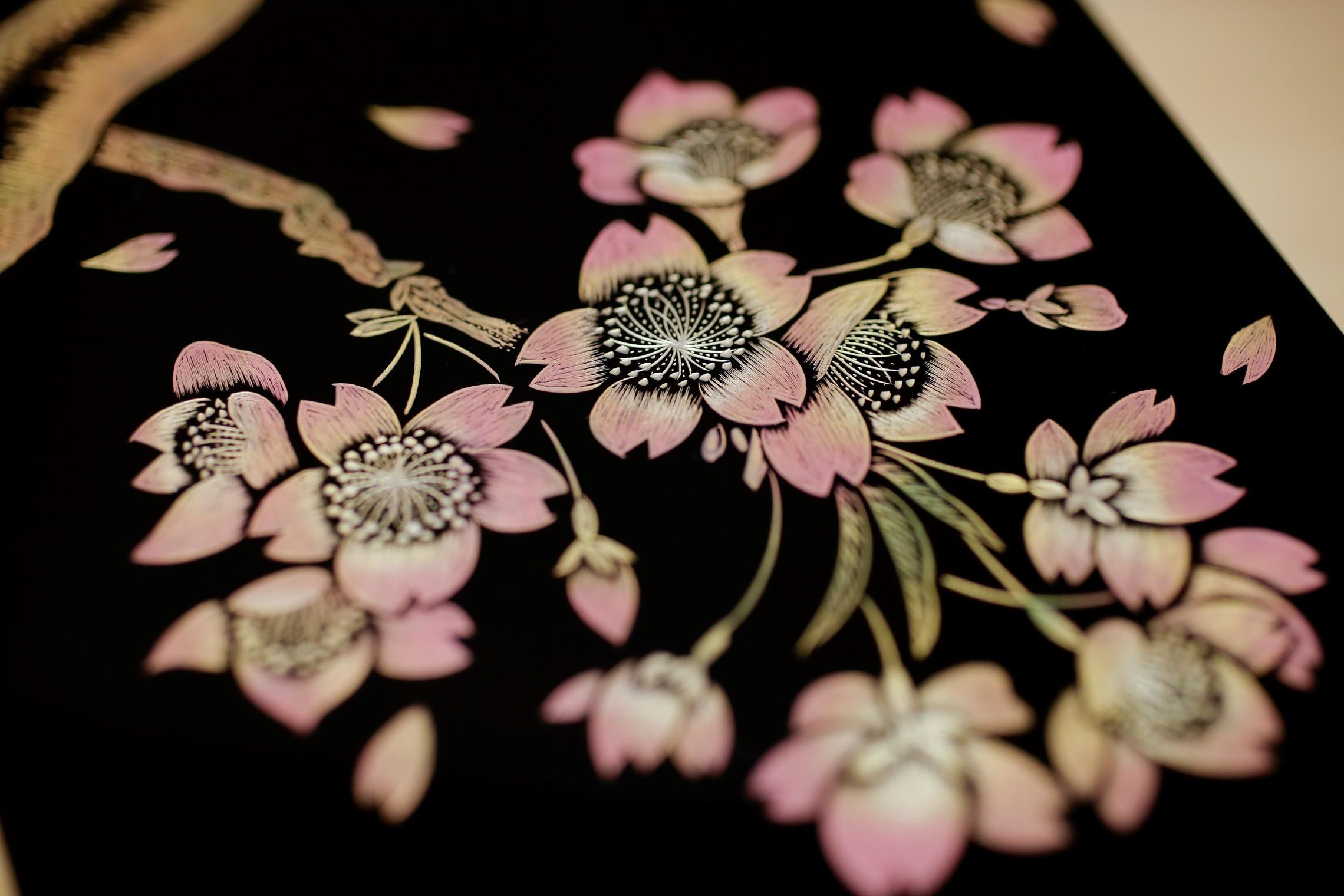 日本伝統工芸 漆