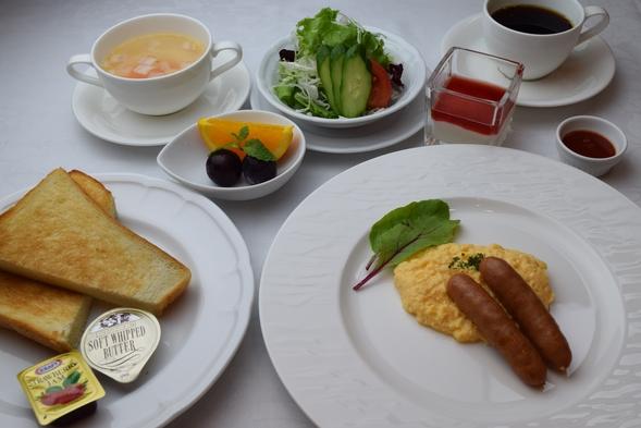 選べる朝食プラン