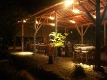 夜BBQハウス
