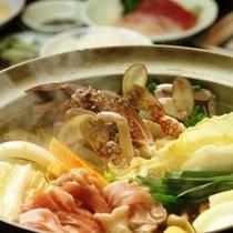 ちゃんこ鍋-調理
