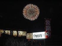 御前崎の花火大会
