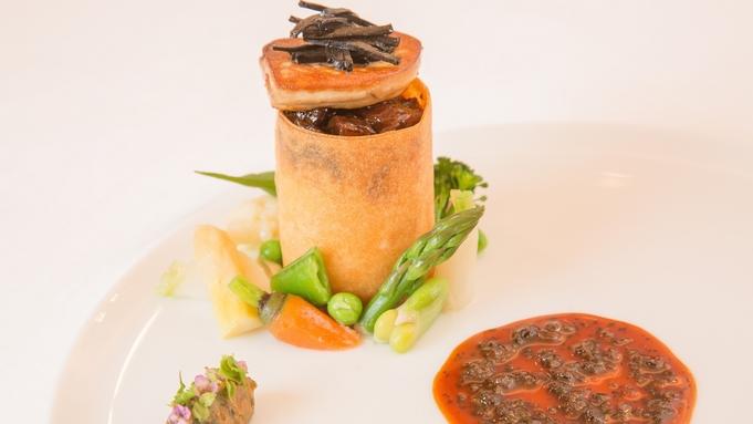 【フランス料理 モン・フレーブ】 サマーナイト2021〜ディナーコースプラン〜(夕食・朝食付)