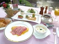 洋朝食【おせち風】