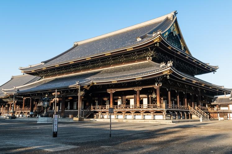 東本願寺本殿