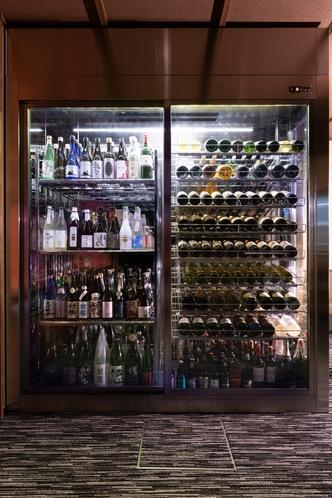ワインセラー(日本酒・ワイン・クラフトビール)