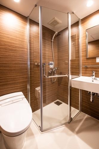 客室シャワー・トイレ