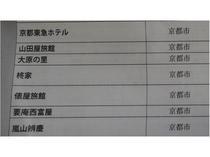 「第3回朝ごはんのおいしい宿」 日本百選