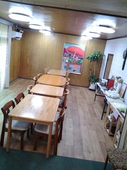 全館 5部屋&食堂の貸切