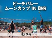 ビーチバレー大会(一般)8月