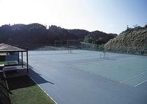 御宿テニスーコート