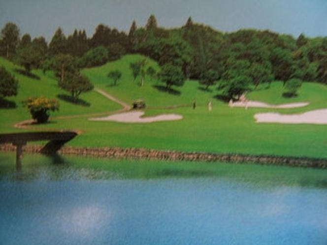 大原・御宿ゴルフコース
