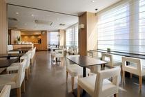 朝食コーナー(2F)