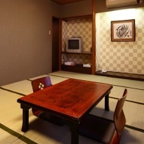 和室16畳(バス・トイレ付)