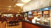 ホテル内レストラン『シュラスコレストラン Sul(スー)』 店内