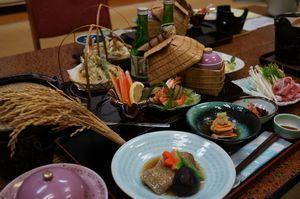 料理(例)秋