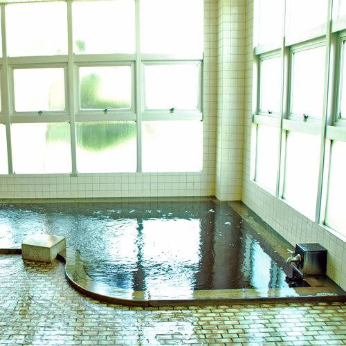 *鉱泉風呂