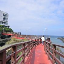 *【道順】徒歩⑨ ホテルが見えてきました。