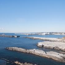 *【景観(一例)】お部屋の窓から眺める港の景色は圧巻です!