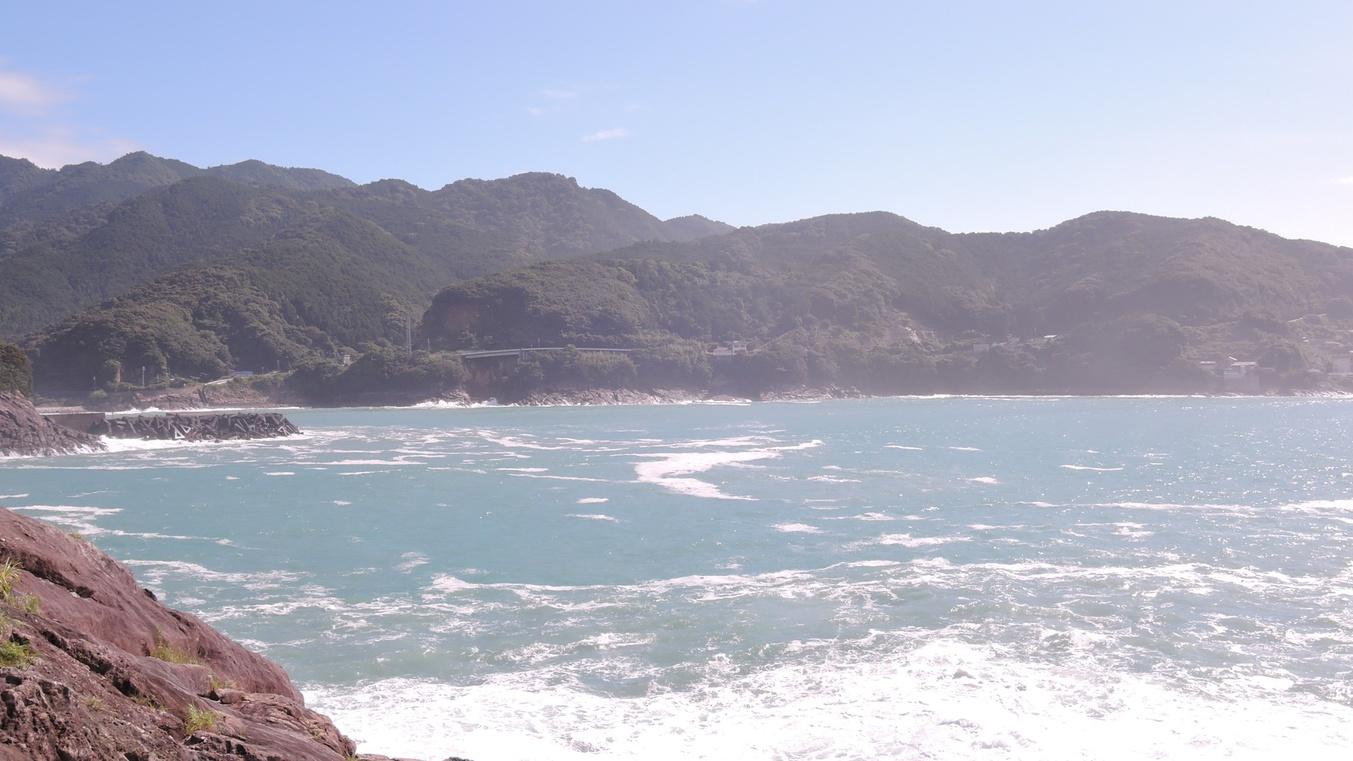 *周辺:熊野灘