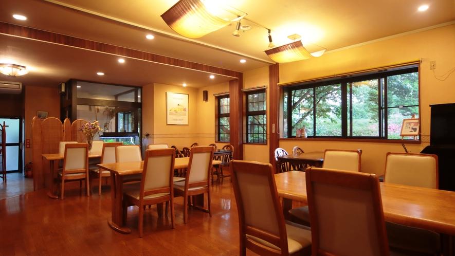 ◆【施設】食事処。お夕食はこちらで