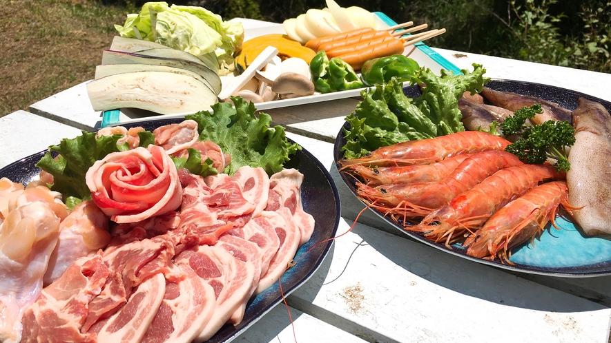 ◆【料理】BBQセット