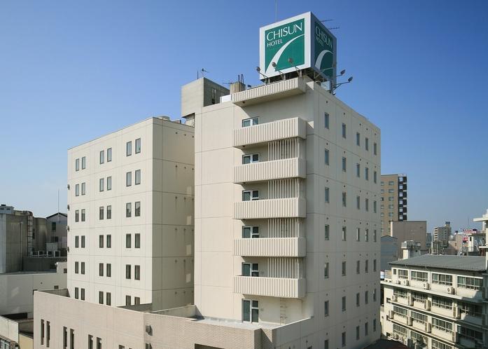2021_チサンホテル外観