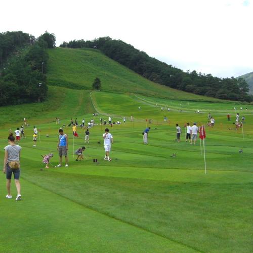 パターゴルフ 1ラウンド1000円〜(小学生以下800円〜)