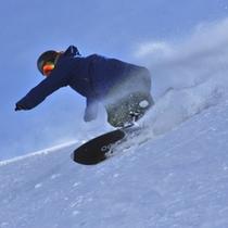【草津国際スキー場】パウダースノーのゲレンデで思いっきり滑ろう!