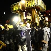 白根神社祭礼(7月17・18日開催)