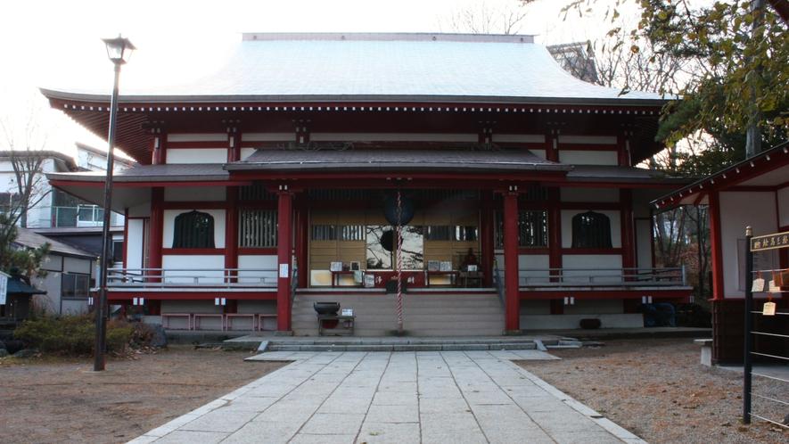 【光泉寺】奈良時代の高僧、行基が開いたと伝わる寺