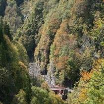 秋山郷 前倉橋