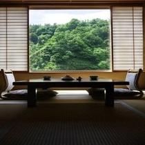 客室(山側)
